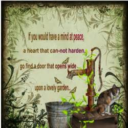 quotes and sayings about gardening quotesgram