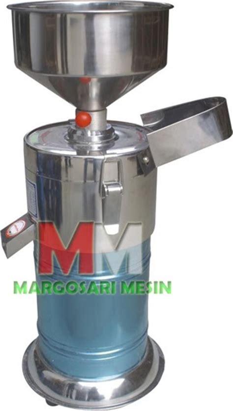 Pelet Apung Manual mesin giling dan peras kedelai margosari mesin