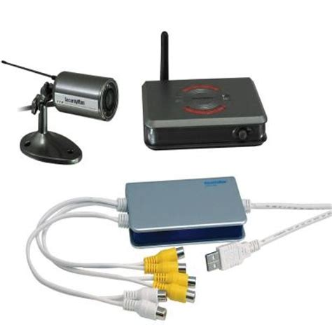 securityman 1 wireless system for recording