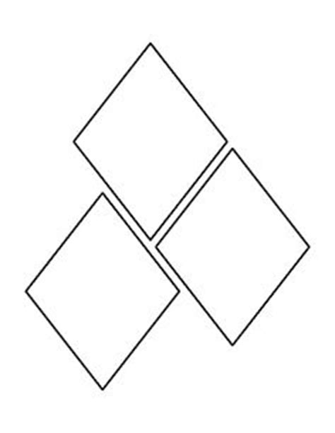 diamond pattern in c using numbers 1000 images about printable patterns at patternuniverse