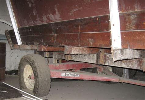 Farm Wagon Wood Bed Wagon Wheel Bed Frame