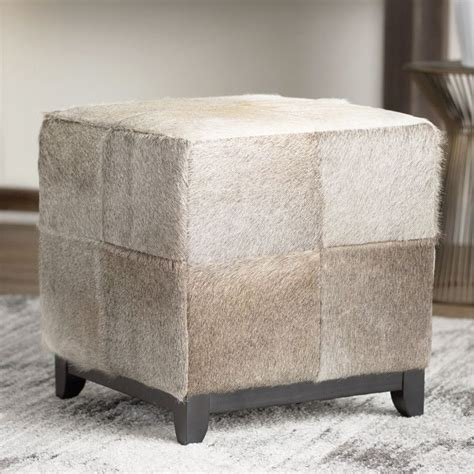 cowhide chair and ottoman best 25 cowhide ottoman ideas on pinterest cow hide