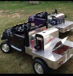 Power Wheels Chevy Truck For Sale My Will So One Of These Sweet Welding Rigs