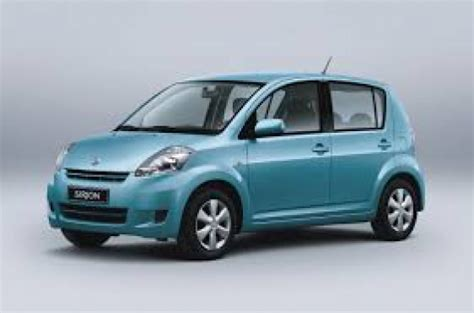 daihatsu sirion spare parts 2005 to 2012 new shape