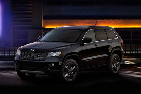 2012 Jeep Grand Cherokee All Black Edition Hypebeast