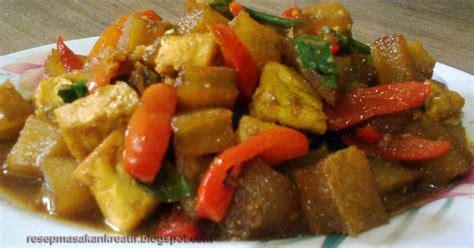 membuat kuah bakso babi resep tumis kulit sapi pedas manis resep masakan indonesia