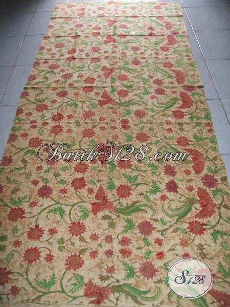 toko jual batik tulis bahan katun primisima