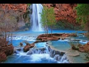 quot havasupai indian waterfall relaxation quot nature relaxation