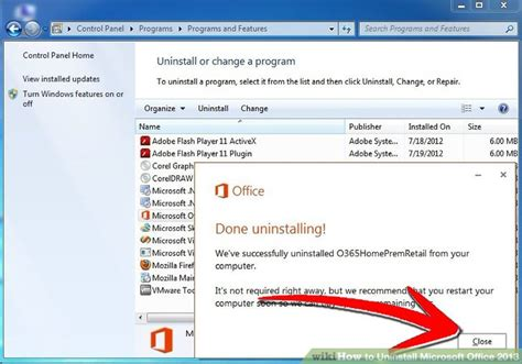 How To Uninstall Microsoft Office by How To Uninstall Microsoft Office 2013 With Pictures