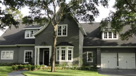 Gauntlet Gray Sherwin Williams how to use gray with your home s exterior