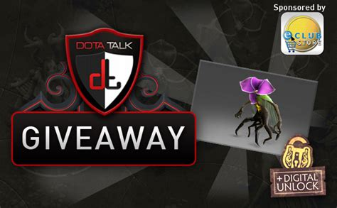 Dota Giveaway - dota talk giveaway ended