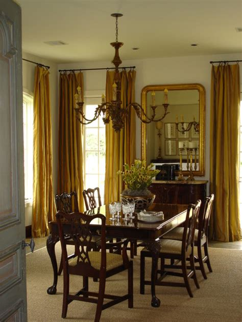 Eclectic Traditional Dining Room Italian Eclectic Traditional Dining Room Houston