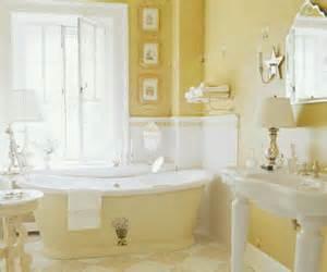 yellow bathroom house of deva