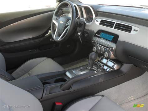 2012 camaro interior gray interior 2012 chevrolet camaro lt rs convertible