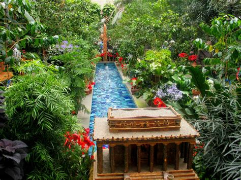 Kid Friendly Washington Dc For Free Minitime Botanical Garden In Dc
