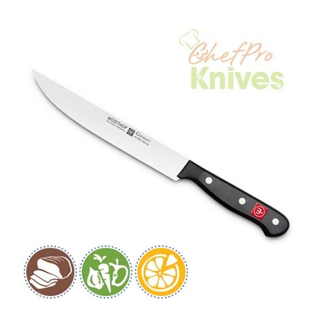 Specialty Kitchen Knives Wusthof Gourmet Kitchen Knife 7 Quot 4130 18 Chefproknives
