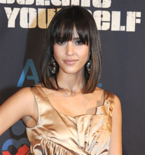 above the shoulder bob with bangs shoulder length bob hairstyles with bangs fashion trends