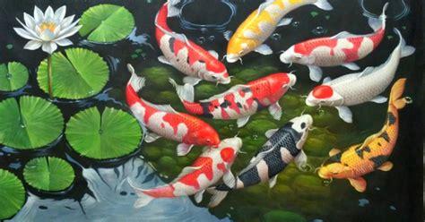 Lukisan Air Terjun 135 X 85 Feng Shui Menarik Kekayaan Ke Rumah Anda 3 dunia lukisan javadesindo gallery gt gt lukisan feng