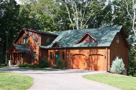 Log Cabin Style Siding by Log Cabin Home Log The Woodworkers Shoppe