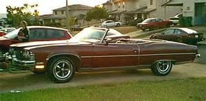 1973 Pontiac Grandville Convertible 1973 Pontiac Grand Ville Exterior Pictures Cargurus