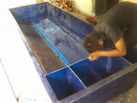 Jual Kolam Terpal Mini bak fiber kolam ikan kerajinanfiberglass