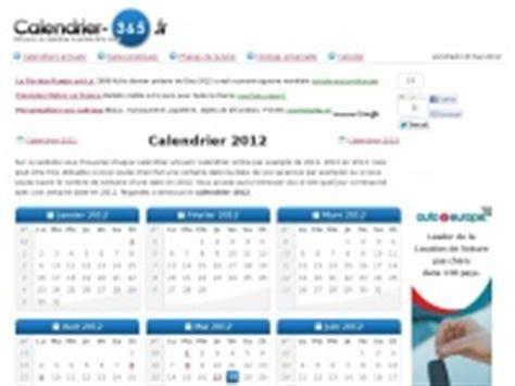 Calendrier 365 Fr 2017 Calendrier 365 Fr Exp 233 Riences Et Avis
