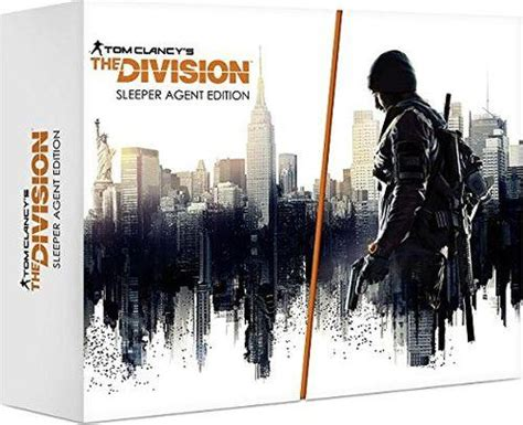 Sleeper Cell Agents by Tom Clancy S The Division Sleeper Cell Edition