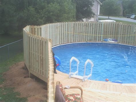 1000 images about pool decking privacy storage landscape ideas on pinterest above ground