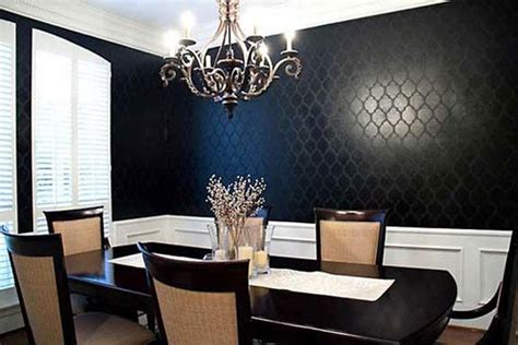 stenciled wall design ideas