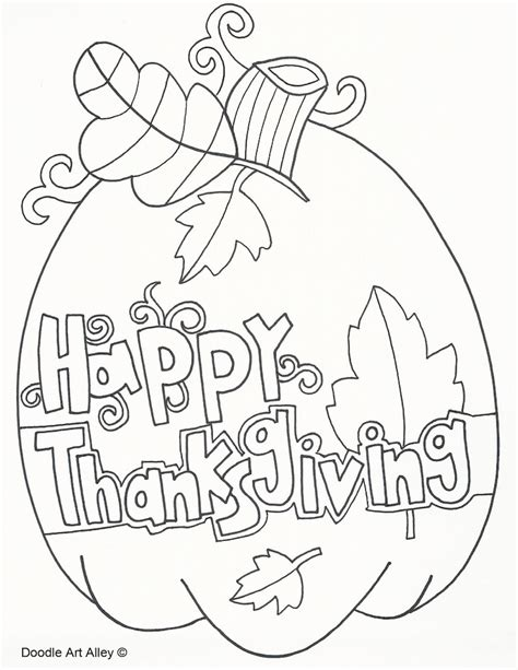 coloring pages thanksgiving day thanksgiving coloring pages
