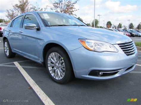 2012 Chrysler 200 Limited by Blue Pearl Coat 2012 Chrysler 200 Limited Sedan