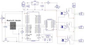 Home Lighting Circuit Design by Bluetooth Controlled Home Automation System Using 8051