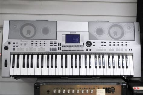 Keyboard Yamaha Psr S550 Second yamaha psr s550 image 653612 audiofanzine