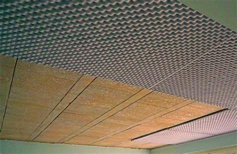 Plafond Isolation Phonique by Techniques Et 233 Pour Isoler Phoniquement Le Plafond