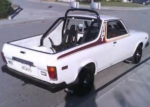 Subaru Brat For Sale Ebay 1980 Subaru Brat Bring A Trailer