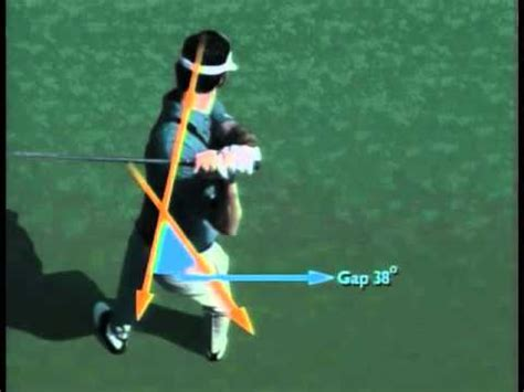 x factor golf swing swing motion trainer video 2 golf swing x factor youtube
