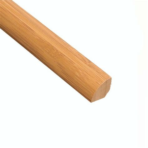 home legend horizontal toast 3 4 in thick x 3 4 in wide x 94 in length bamboo quarter round