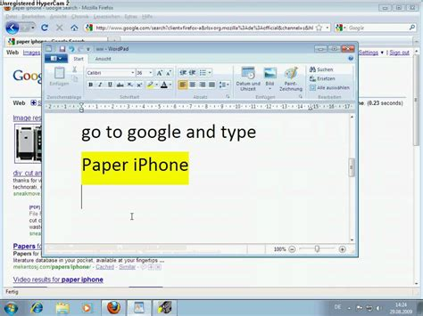 How To Make A Paper Iphone That Works - make a paper iphone