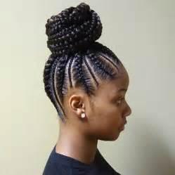 cornrow hairstyles best 25 cornrows updo ideas on pinterest