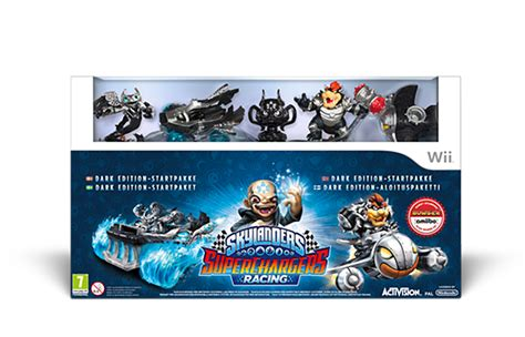 Skylanders Superchargers Edition Starter Pack Wii U skylanders superchargers edition starter pack wii at gamestop danmark power to the
