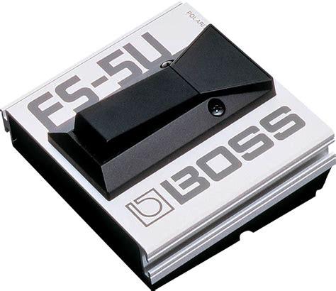 boss fs  foot pedal trax  store