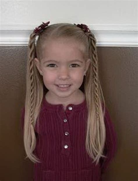 hairstyles for lil girl cute hairstyles for little girls with long hair