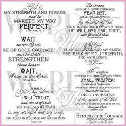 bible verses for comfort and strength courage biblical strength quotes quotesgram