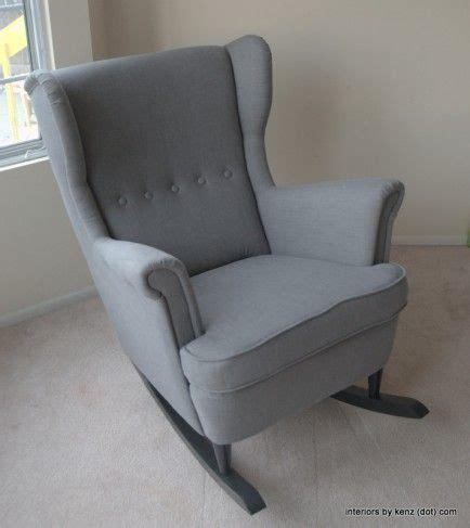how to turn an armchair into a rocker 25 diys for a totally trendy nursery really great idea