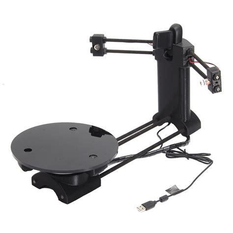 3d laser scanner ciclop diy for 3d printing