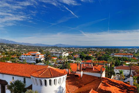santa barbara top 10 markets dominated by million dollar homes nope l a isn t one of them