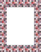 Patchwork Borders - patchwork cliparts