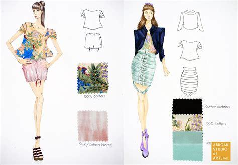 fashion illustration school pre college summer program fashion illustration ashcan