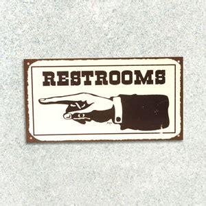 Vintage Bathroom Signs Vintage Restroom Signs Picture Image By Tag Keywordpictures