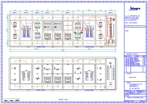 switchboard design for home design integra switchboards